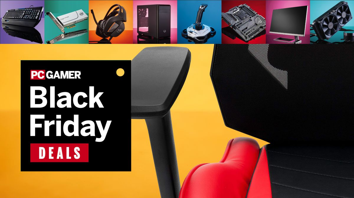 Black Friday gaming chair deals 2019
