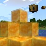 Minecraft's new honey blocks are somehow perfect for parkour courses