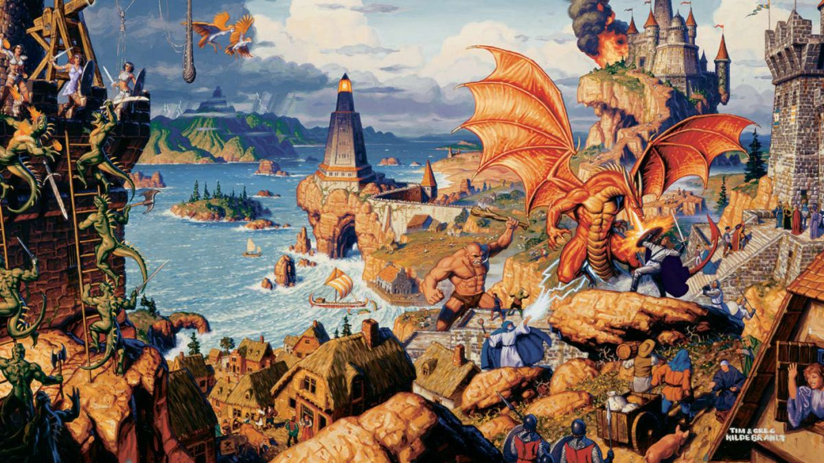 Ultima Online's lead designer founds developer Playable Worlds, is making a new MMO