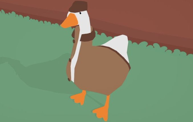 Untitled Goose Game needs this character creator