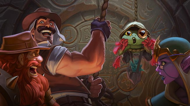 The Hearthstone team that protested Blizzard hasn't been reprimanded
