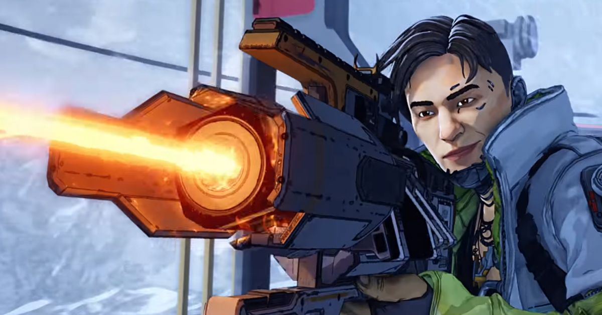 Apex Legends' Charge Rifle will be nerfed soon