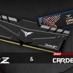 Team Group wants to blitz your Ryzen PC with new DDR4 RAM and a fast SSD
