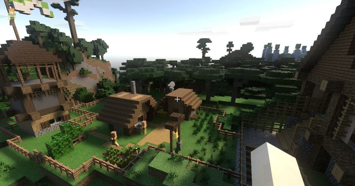 I played Minecraft with ray tracing and now I want to die and be reincarnated inside Minecraft