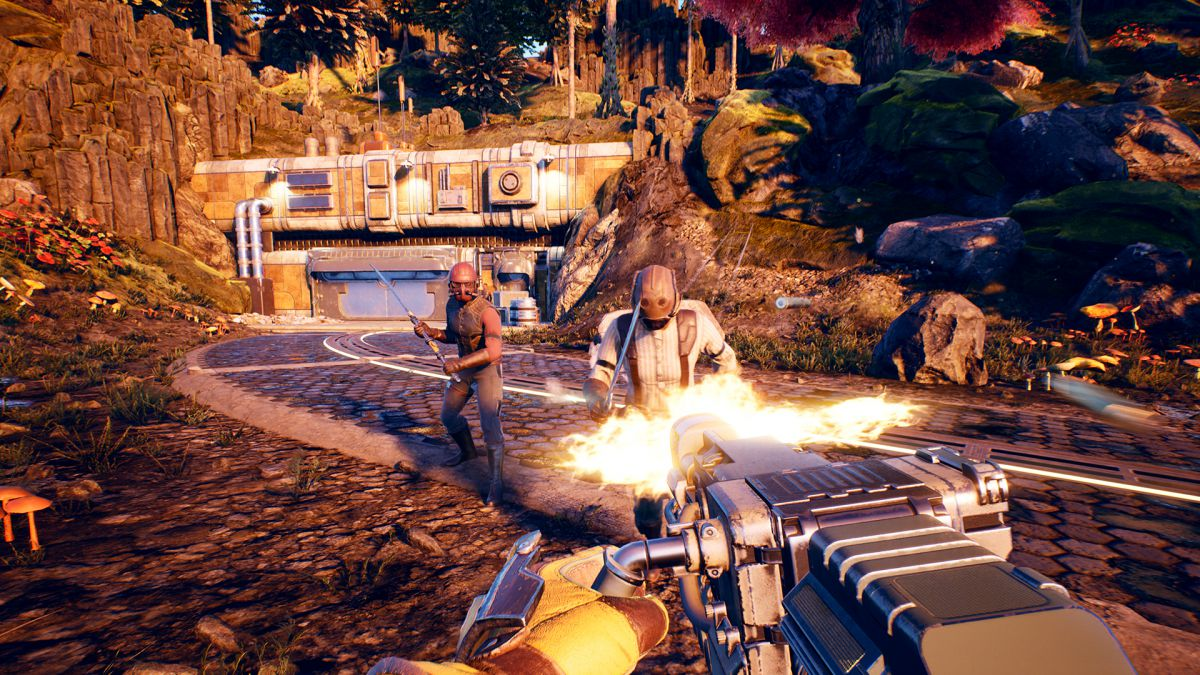 The Outer Worlds: an original single player RPG