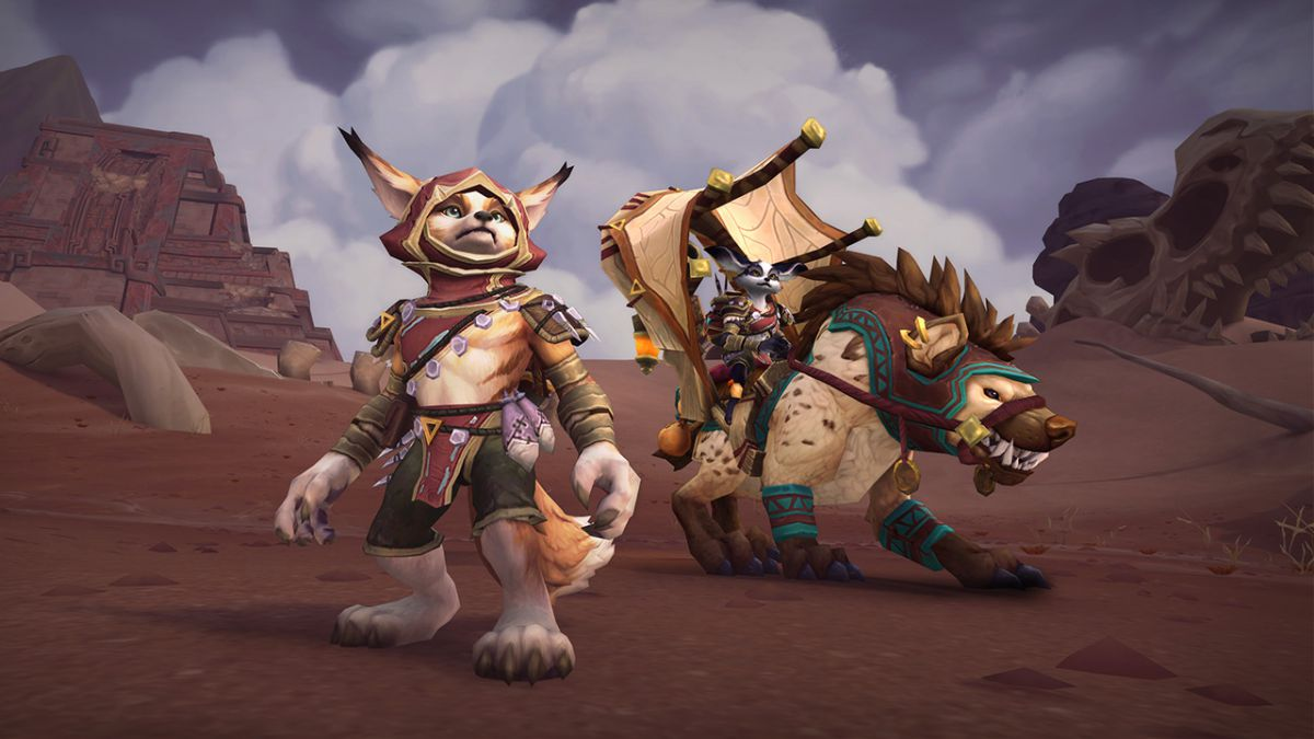 World of Warcraft Vulpera: How to unlock, racial traits, class selection, and more