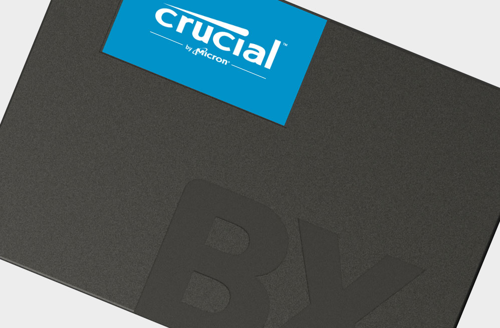 Crucial adds a capacious 2TB model to its budget-oriented BX500 SSD line