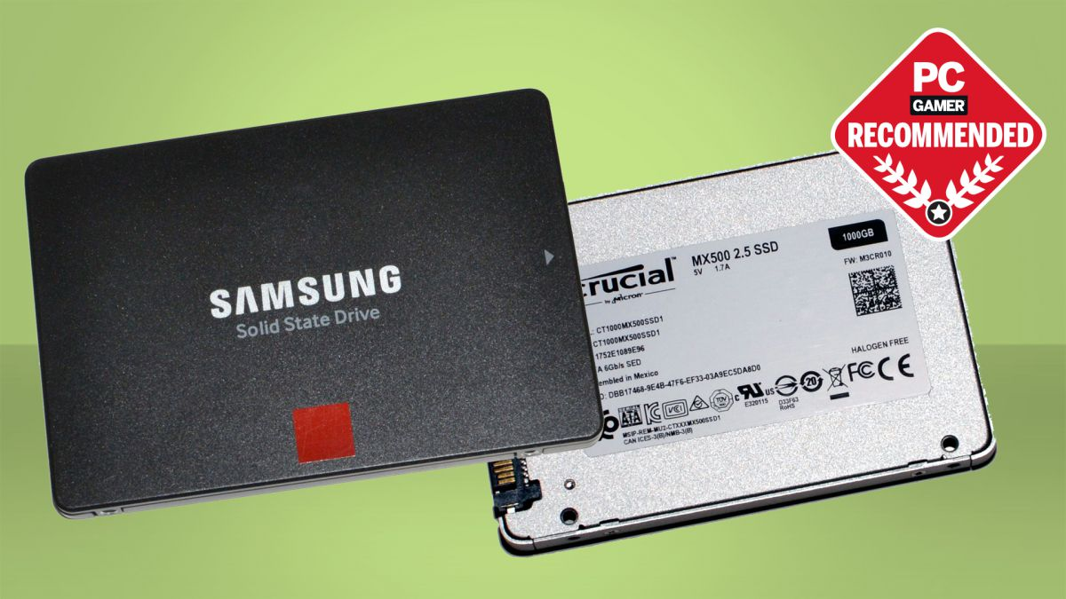 Best SSD for gaming 2019: Faster storage for your gaming PC