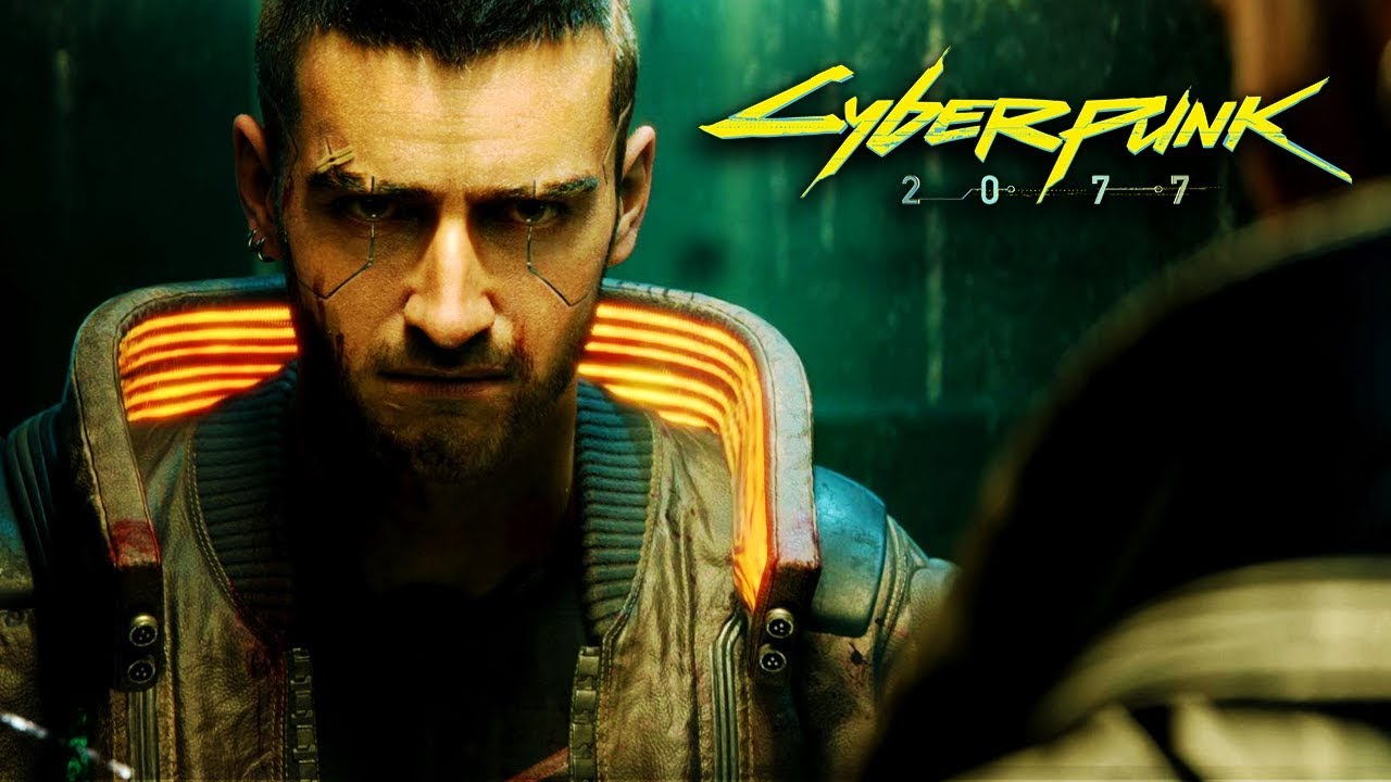 Cyberpunk 2077 wallpaper