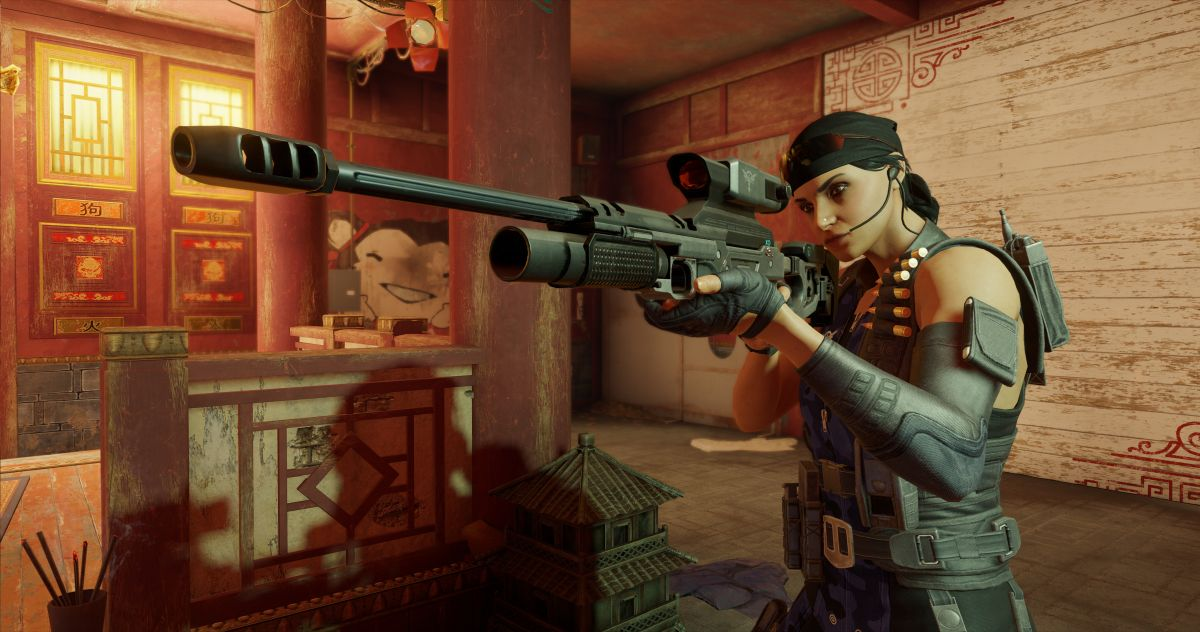 Rainbow Six Siege Shifting Tides is adding the most lethal gun in the game