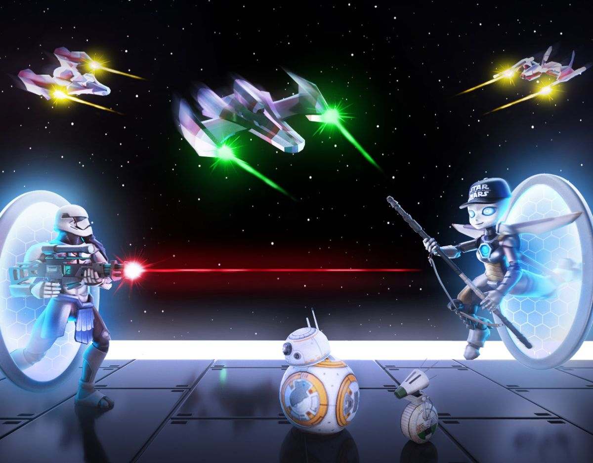 Star Wars is everywhere, and now it's officially in Roblox too