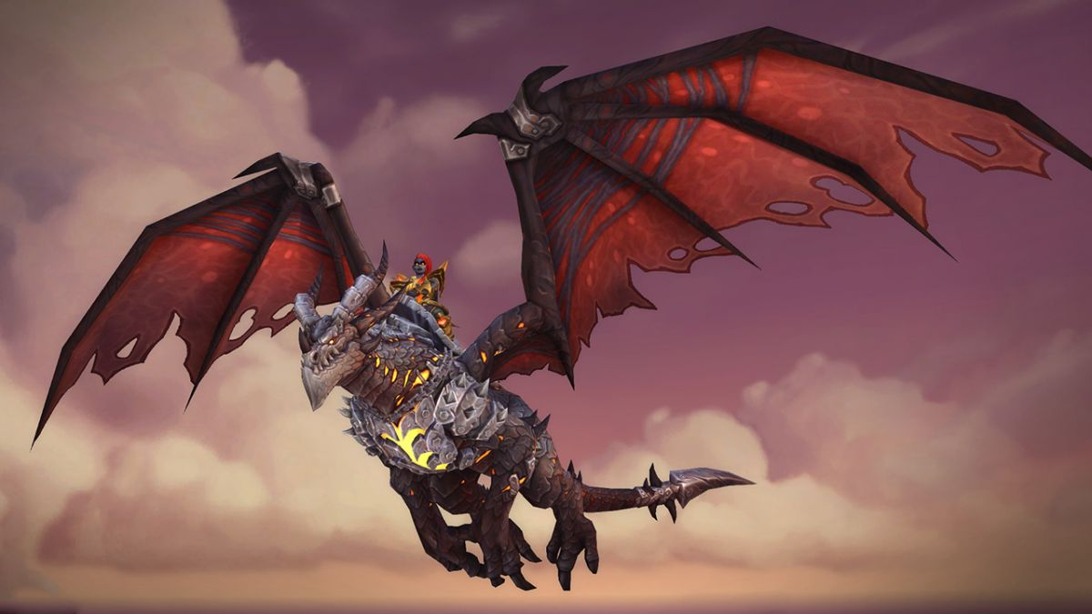 Get a pet dragon and relive old raids with WoW's 15th anniversary celebrations