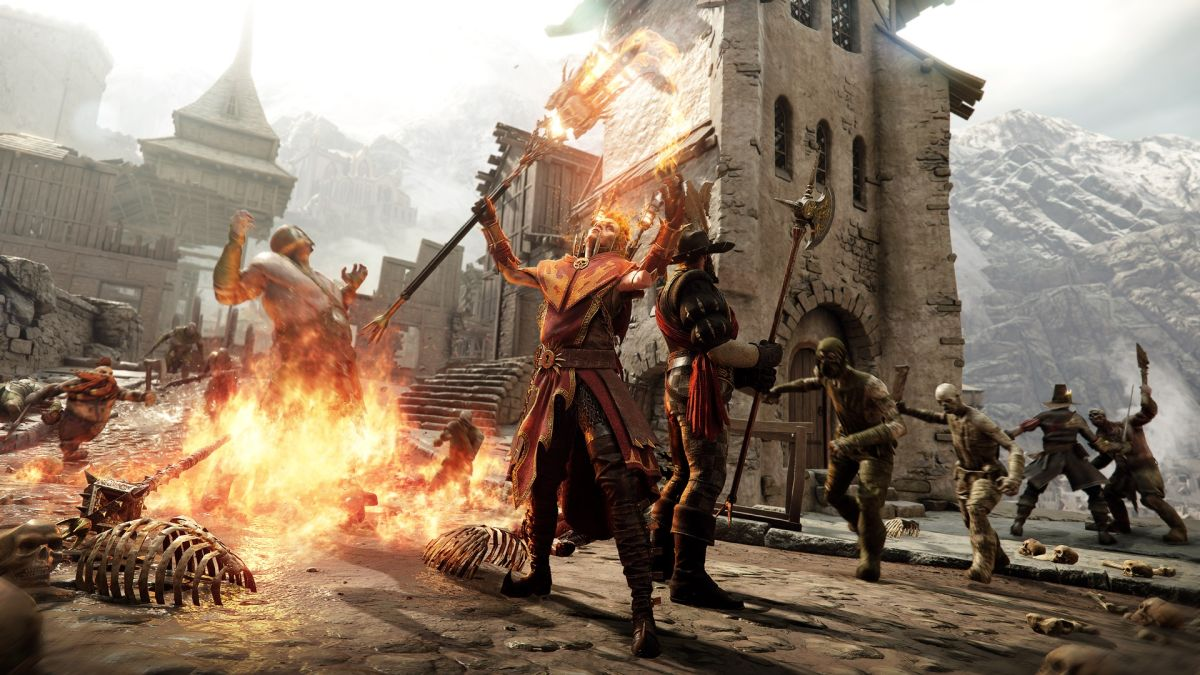 Vermintide 2 is free for the weekend on Steam