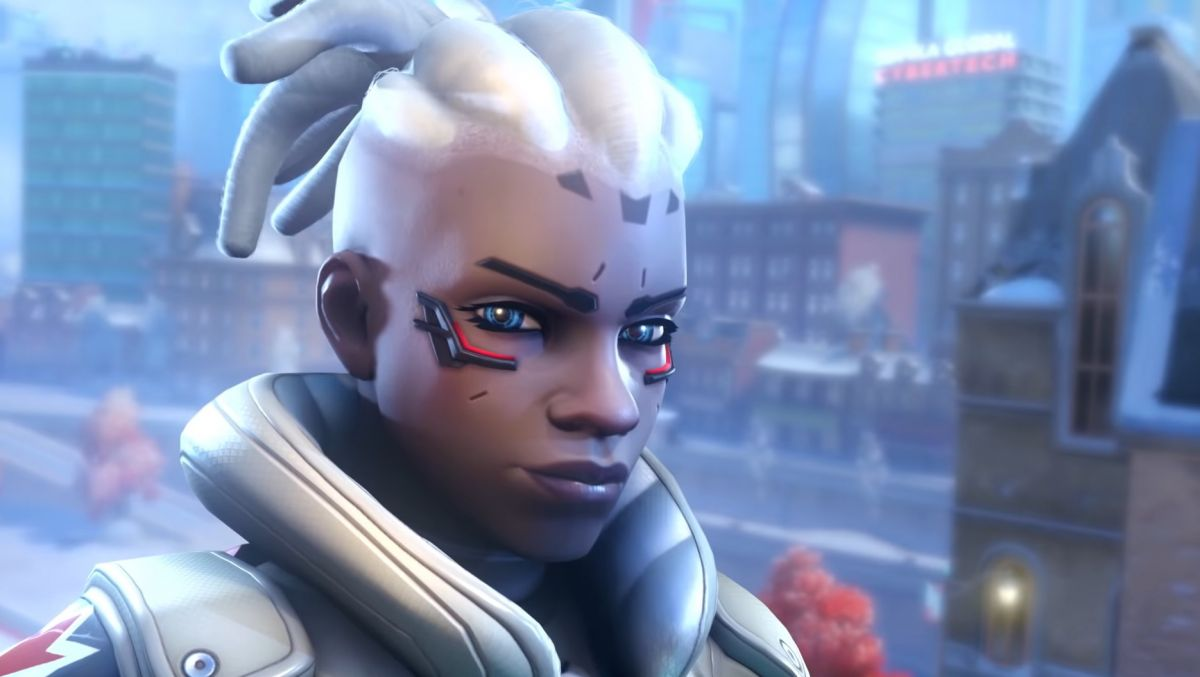 Overwatch 2's first new hero is a Canadian named Sojourn