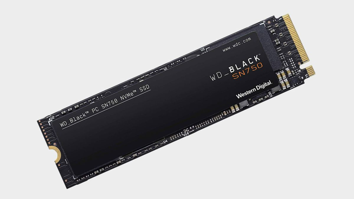Grab the WD Black 2TB SSD for just £335 right now