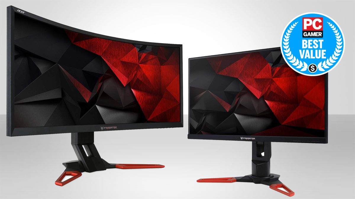 Amazon is offering steep discounts on two Acer Predator gaming monitors for Black Friday