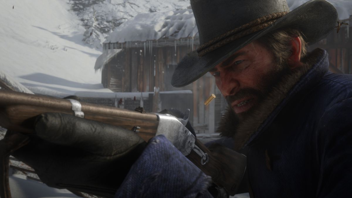 Red Dead Redemption 2's PC port still has big problems