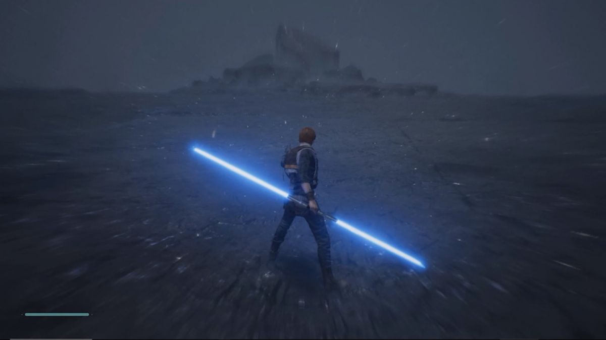 Star Wars Jedi: Fallen Order datamine uncovers a familiar face, double-bladed lightsabers and more