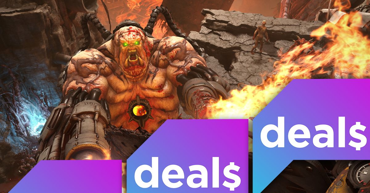Best gaming deals: PS4 and Xbox One X bundles, Nintendo Switch games