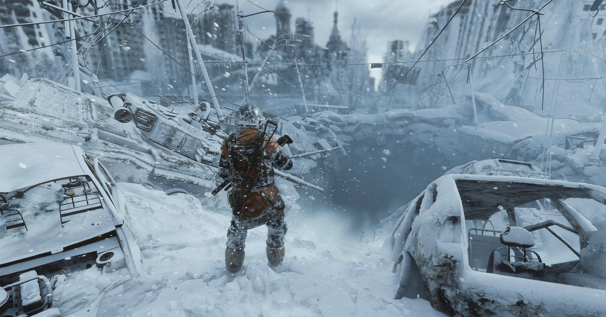 Metro Exodus Steam release date set, no longer an Epic Store exclusive