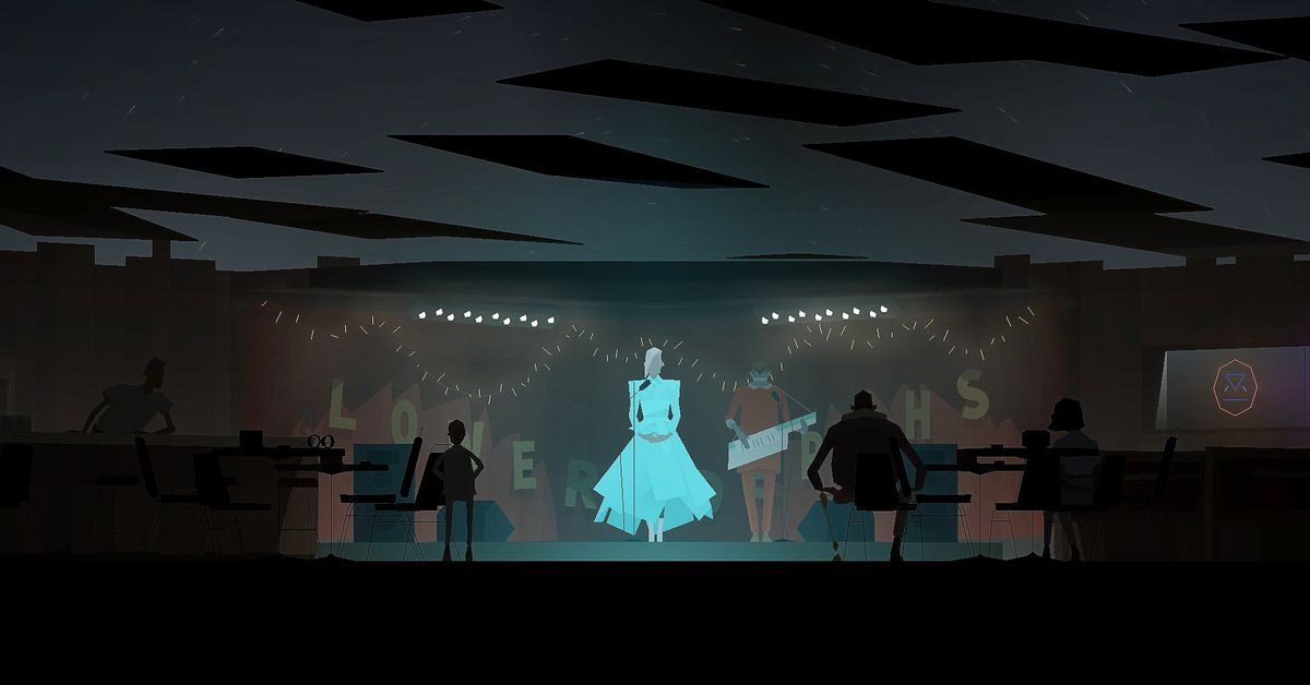 You can stream the Kentucky Route Zero soundtrack now
