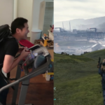 YouTuber mods treadmill to play Death Stranding