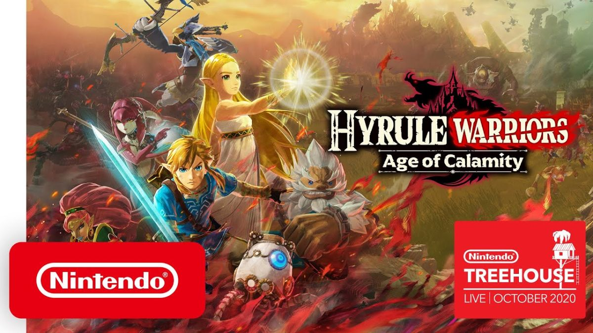 Hyrule Warriors Age Of Calamity Zelda Impa And Urbosa Gameplay Revealed Deadly Verdict Online Gaming Community
